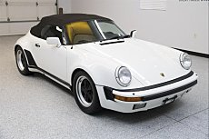 1989 Porsche 911 Carrera Cabriolet for sale 100927506