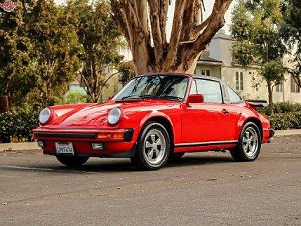 1989 Porsche 911 Targa for sale 100940170