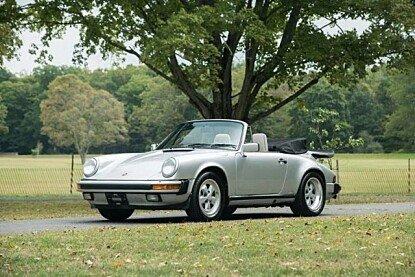 1989 Porsche 911 Carrera Cabriolet for sale 100958285