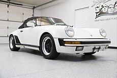 1989 Porsche 911 Carrera Cabriolet for sale 100983756