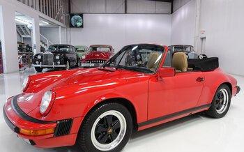 1989 Porsche 911 Carrera Cabriolet for sale 101031181