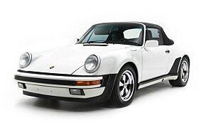 1989 Porsche 911 Carrera Cabriolet for sale 101042097