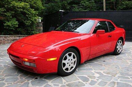1989 Porsche 944 for sale 101000696