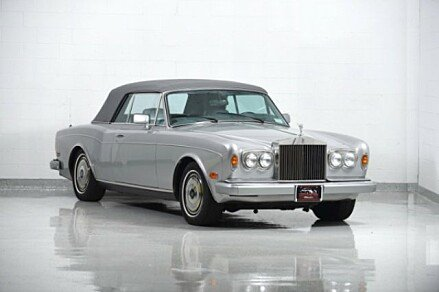1989 Rolls-Royce Corniche II for sale 100848668