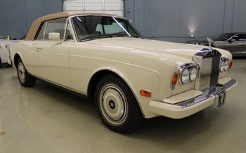 1989 Rolls-Royce Corniche II for sale 101014477