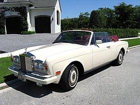 1989 Rolls-Royce Corniche II for sale 100984223
