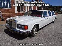 1989 Rolls-Royce Silver Spur for sale 100736240
