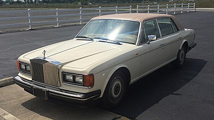 1989 Rolls-Royce Silver Spur for sale 100787521