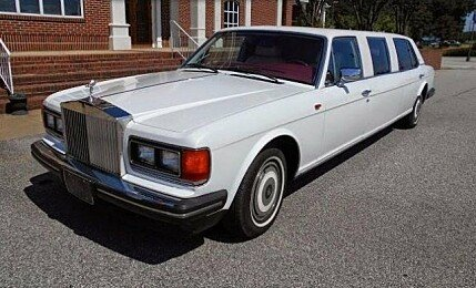 1989 Rolls-Royce Silver Spur for sale 100812780