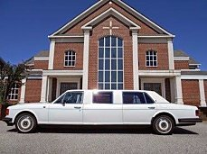 1989 Rolls-Royce Silver Spur for sale 100827440