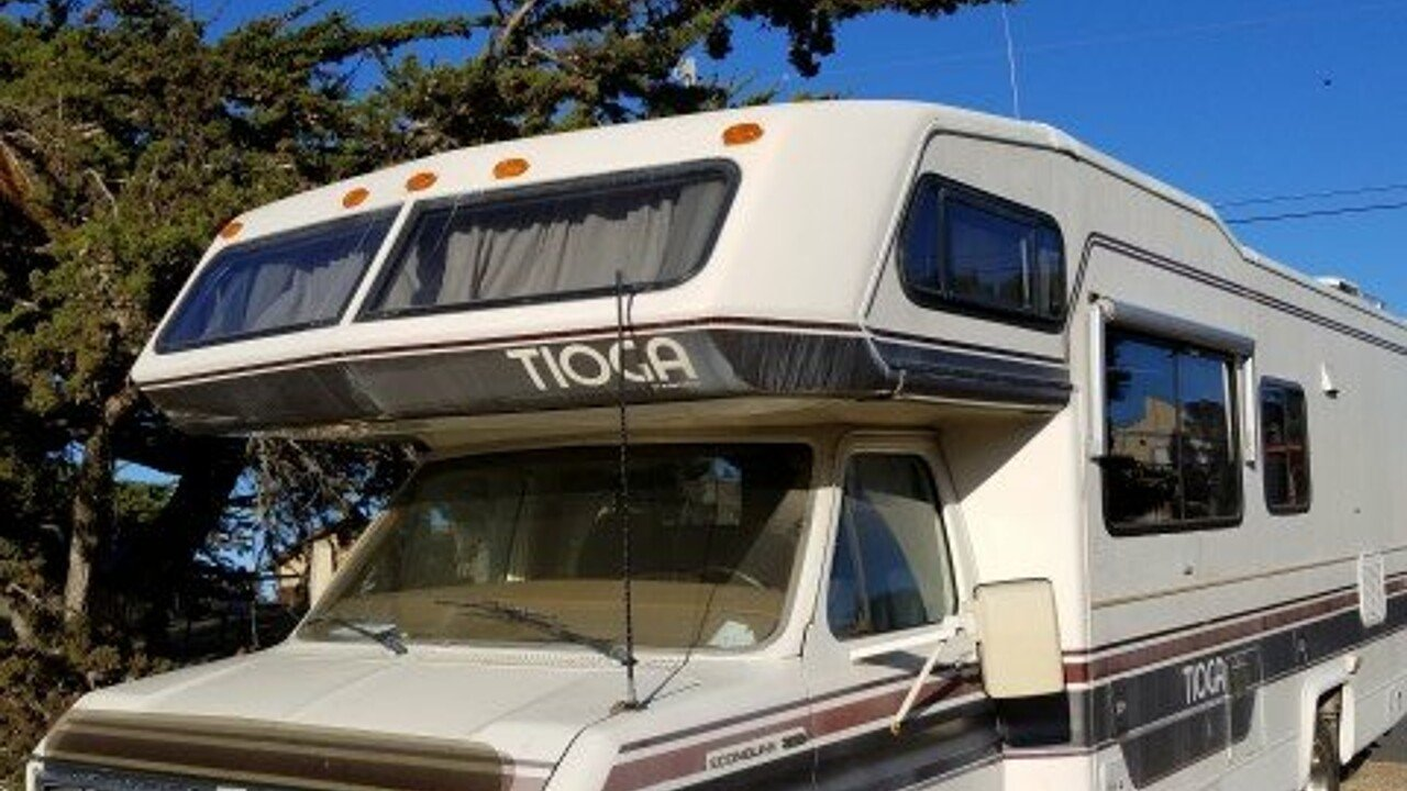 1989 Tioga Other Tioga Models for sale 300154780