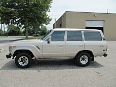 1989 Toyota Land Cruiser for sale 101002609