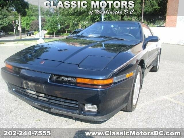 1989 Toyota Supra Turbo For Sale 100879644