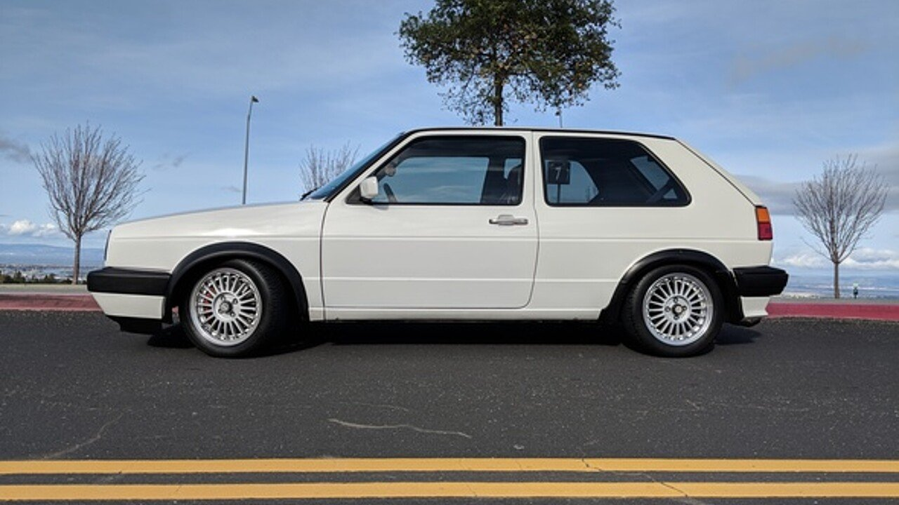 1989 Volkswagen Golf 2-Door for sale 100963010