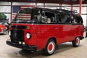 1989 Volkswagen Vans for sale 101041091