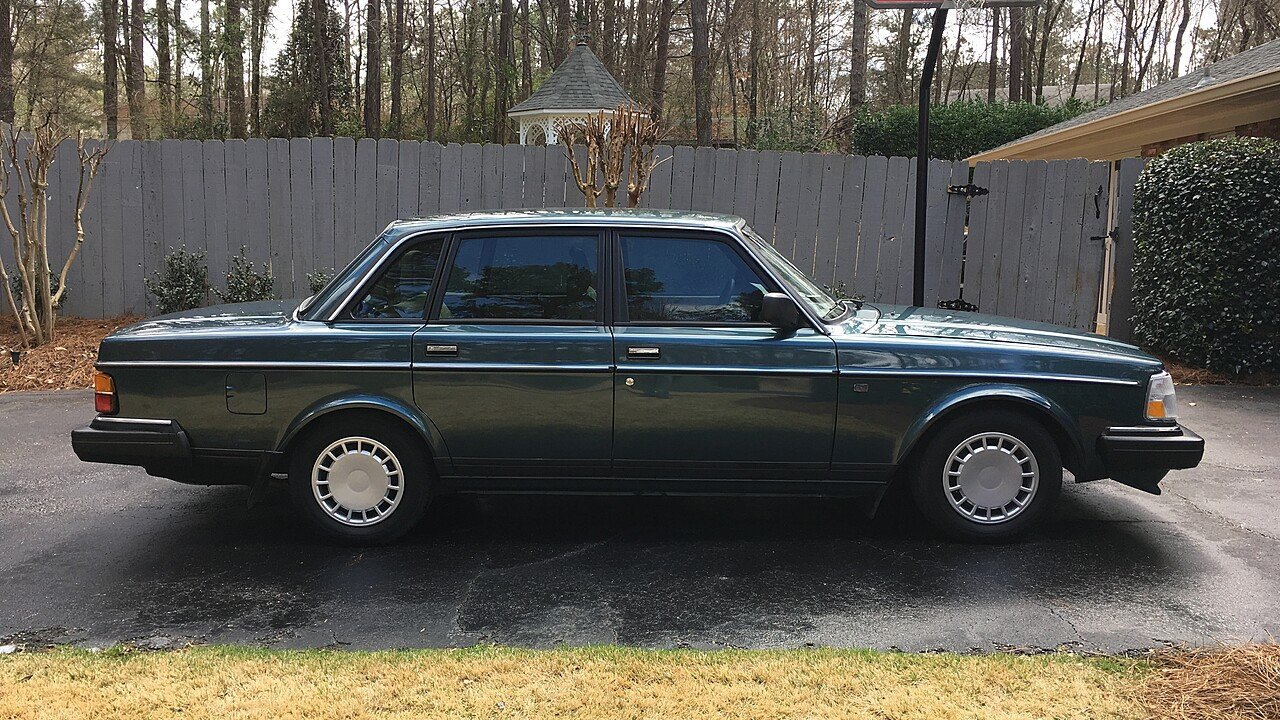 1989 Volvo 240 Sedan for sale 101009318