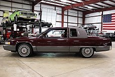 1989 cadillac Fleetwood Coupe for sale 101013900