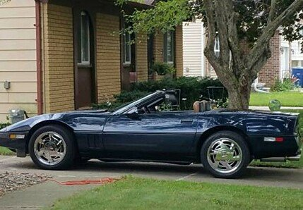 1989 chevrolet Corvette for sale 100974855