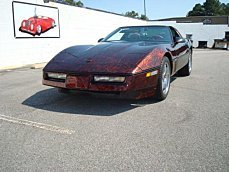 1989 chevrolet Corvette for sale 100981494