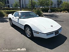 1989 chevrolet Corvette Coupe for sale 101021782