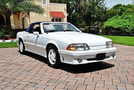 1989 ford Mustang LX V8 Coupe for sale 101009567