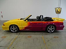 1989 ford Mustang GT Convertible for sale 101028984