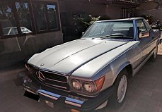1989 mercedes-benz 560SL for sale 100924766