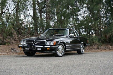 1989 mercedes-benz 560SL for sale 100968684