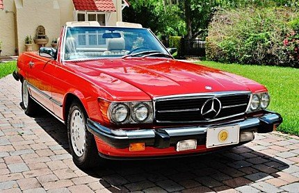 1989 mercedes-benz 560SL for sale 100989580