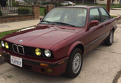1990 BMW 325i Coupe for sale 101053615