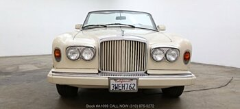 1990 Bentley Continental for sale 100925735