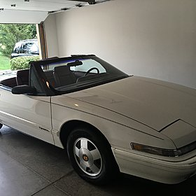 1990 Buick Reatta Convertible for sale 100794627