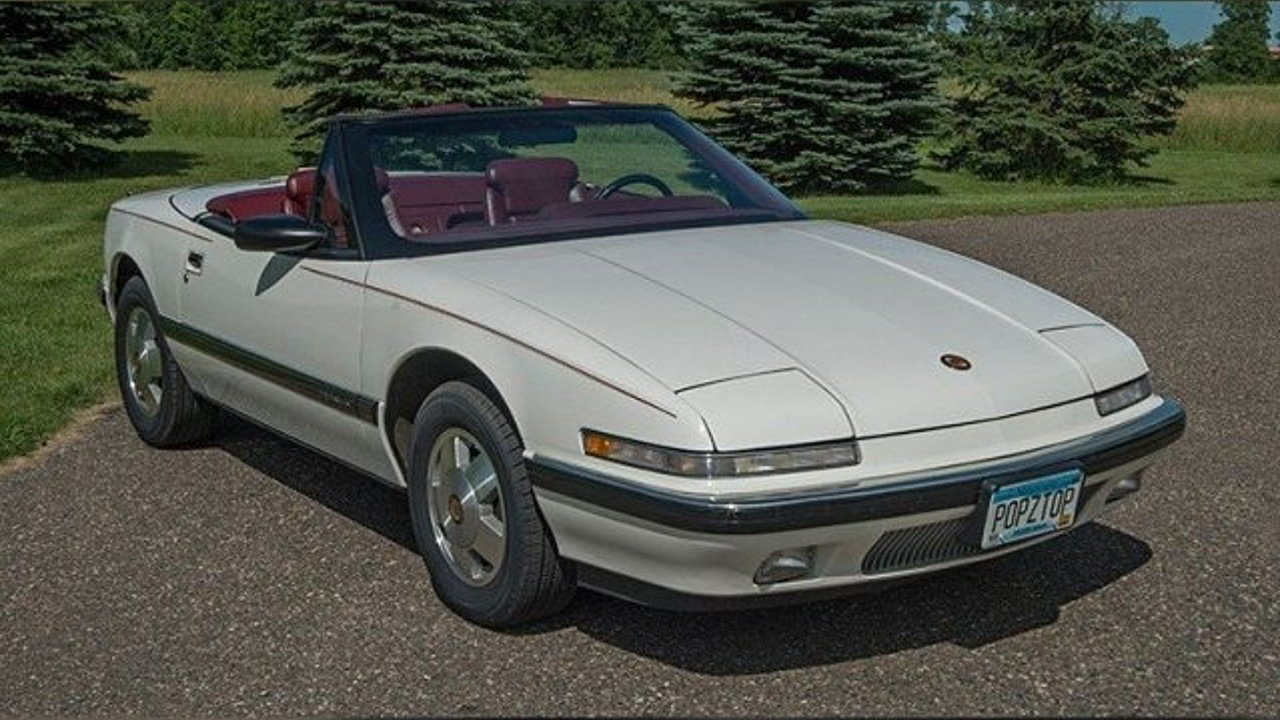 1990 Buick Reatta Convertible for sale 100861911