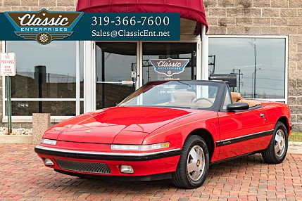 1990 Buick Reatta Convertible for sale 100855082