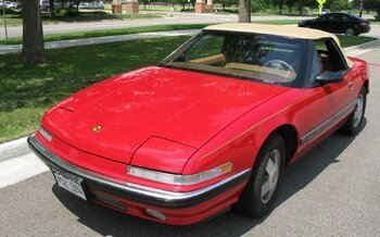 1990 Buick Reatta Convertible for sale 100876490