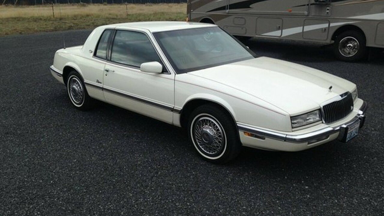 1990 Buick Riviera for sale 100880730