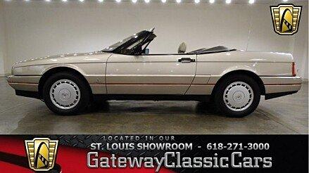 1990 Cadillac Allante for sale 100738651
