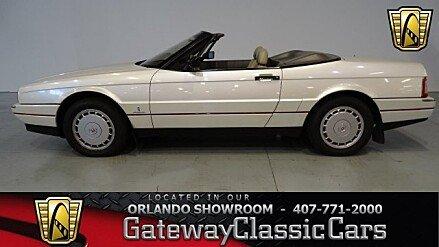 1990 Cadillac Allante for sale 100755323