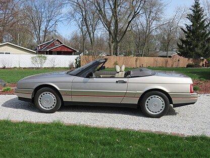 1990 Cadillac Allante for sale 100773554