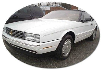1990 Cadillac Allante for sale 100780508