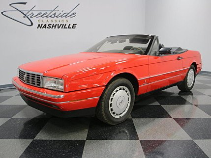1990 Cadillac Allante for sale 100835609