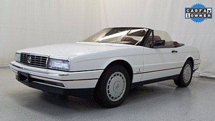 1990 Cadillac Allante for sale 100862188
