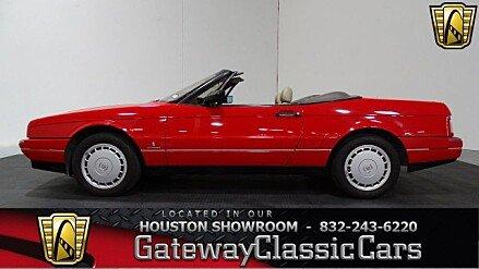1990 Cadillac Allante for sale 100920483
