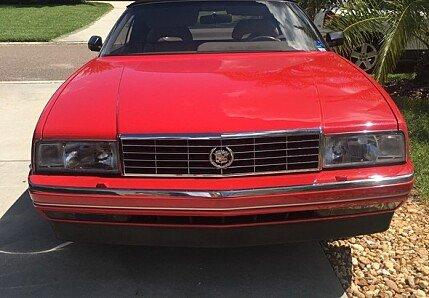 1990 Cadillac Allante for sale 100923917
