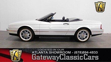 1990 Cadillac Allante for sale 100928009