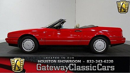 1990 Cadillac Allante for sale 100963603