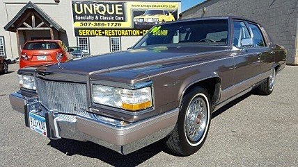 1990 Cadillac Brougham for sale 100773130