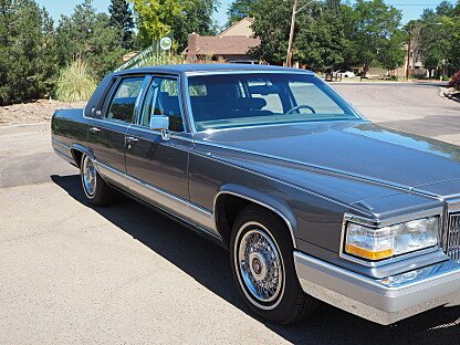 1990 Cadillac Brougham Sedan for sale 100789126