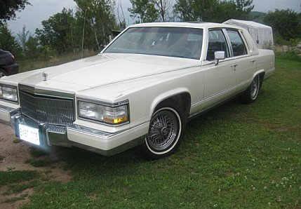 1990 Cadillac Brougham for sale 100792182