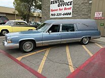 1990 Cadillac Brougham for sale 100839749